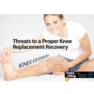 Poor Knee Extension