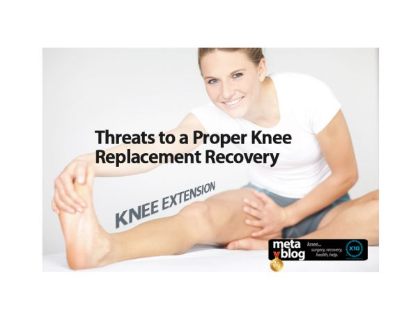 Poor Knee Extension