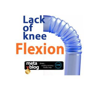 Poor Knee Flexion